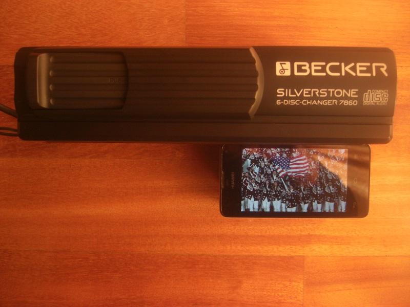 becker mexico retro be 7948 vintage car radio. Black Bedroom Furniture Sets. Home Design Ideas